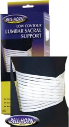Low Contour Lumbo-Sacral Support, Large