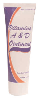 Vitamin A and D Ointment 4 oz. Tube