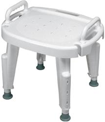 Shower Seat with Arms, Retail