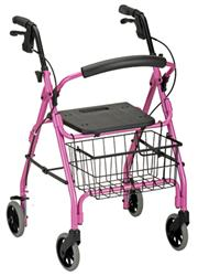 Get Go Rollator/Walker, Purple