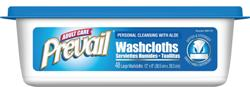 Prevail Wet Wipes 12tubs/48
