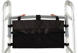Folding Walker Designer Bag Black